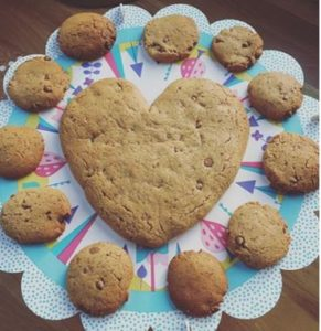 Cookies avec jaunes d'oeuf
