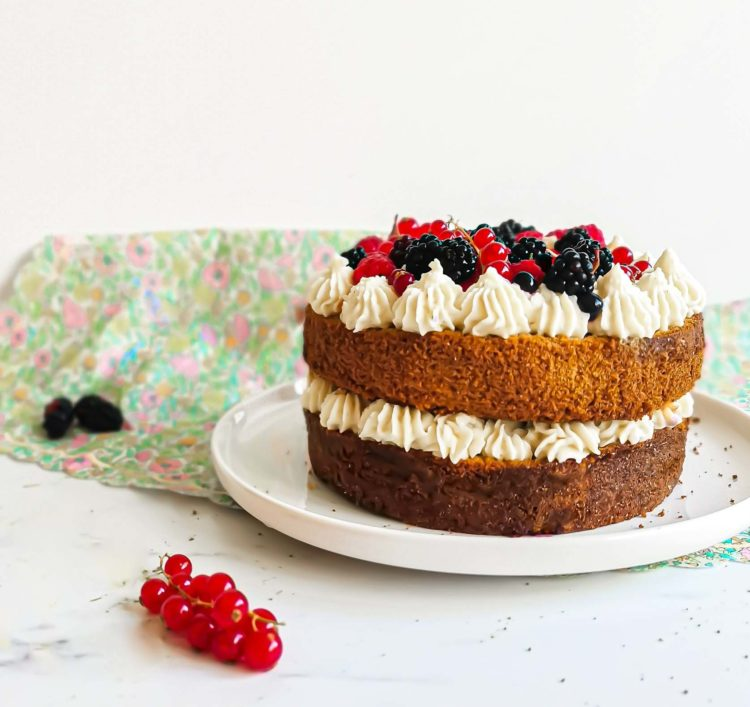 layercake the matcha framboise - profil - patisse et malice