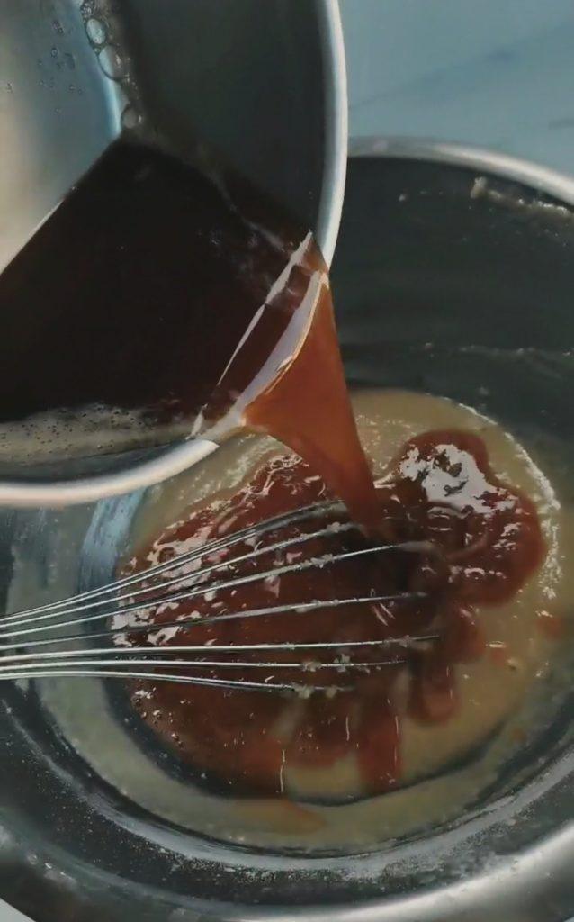 tigrés moelleux chocolat maison - beurre noisette - patisse et malice