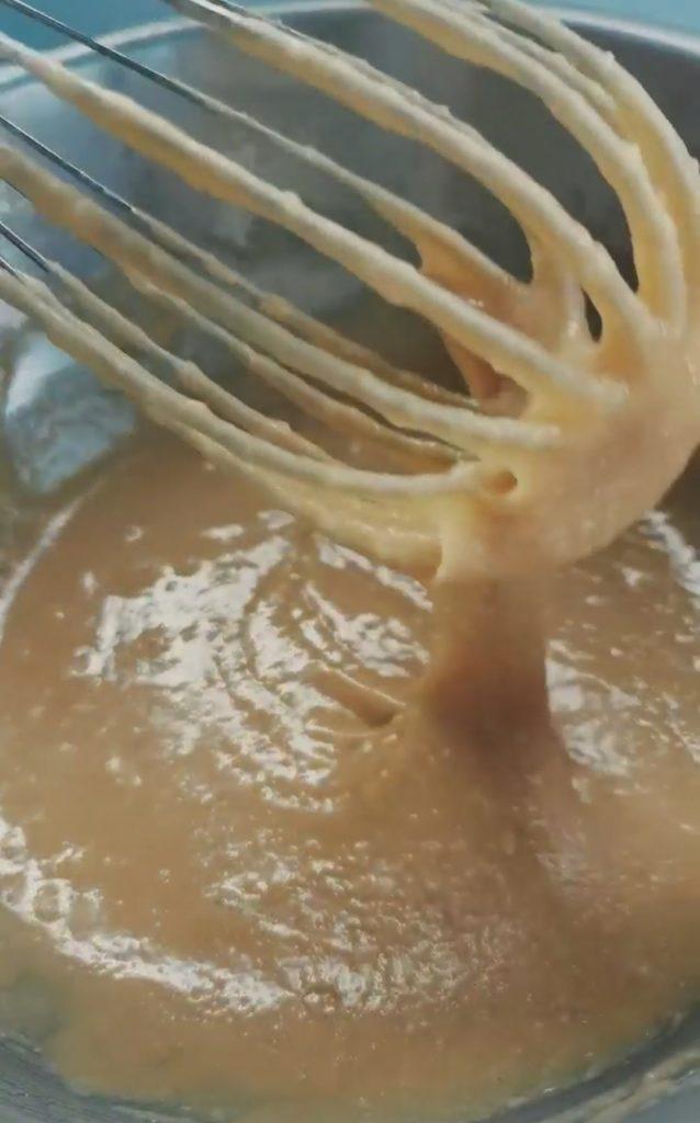 tigrés moelleux chocolat maison - pate a financier - patisse et malice